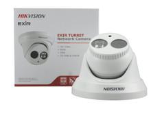Hikvision DS-2CD2332-I 3MP EXIR Turret Network Camera, Part No# DS-2CD2332-I