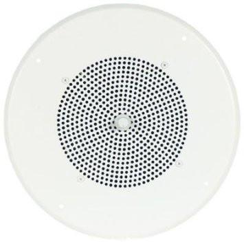 Bogen S86T725PG8WBRVR Ceiling Speaker, Part# S86T725PG8WBRVR