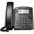 Polycom 2200-46161-001 VVX 310 6-Line Desktop Phone, Part No# 2200-46161-001