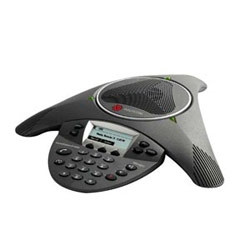 Polycom 2200-15600-001 SoundStation IP 6000 Conference Phone, Part No# 2200-15600-001