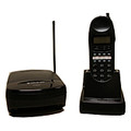 Mitel / Inter-tel 3000 INT-1200 DIGITAL CORDLESS 4-Button Cordless Digital System Phone