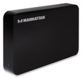 "INTELLINET/Manhattan  130295 Drive Enclosure SuperSpeed USB, SATA, 3.5"", Part# 130295"