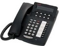 Avaya Definity 6408D Plus Digital Voice Display Telephone Gray 700258577 Refurbished