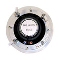 6 1/2″ Round In Wall Architectural Speaker System with Titanium Swivel Tweeters, Part# MG-FR65T