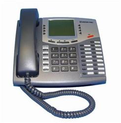 Inter-tel Axxess / Mitel 6 Line Display, Digital Endpoint SPEAKERPHONE Part# 550.8560