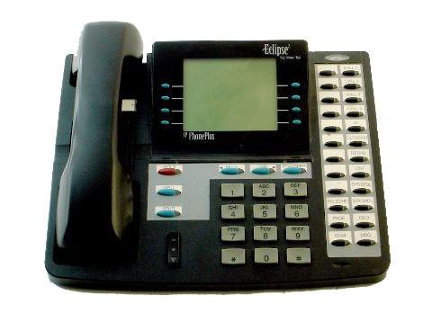 Inter-tel Eclipse 2 IP Phone Plus - Display Speaker Executive Phone - Part# 560.4401