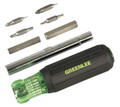 Greenlee DRIVER, MULTI-TOOL, 11-IN-1 ~ Part# 0153-47C