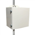 UPSPro, Large Steel Enclosure, 12V, 24V, or 48V 400Ah Batt, 600W Uninterruptible Power System, Part# UPSTL12/48-400-600