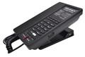 Teledex E100-4GSK, E Series USB, 1 Line Analog Corded- Black, Part# EA110S4DU