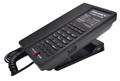 Teledex E200-8GSK, E Series USB, 2 Line Analog Corded- Black, Part# EA120S8DU
