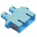 ICC ADAPTER, DUPLEX SC-ST, METAL Stock# ICFOA9MM02