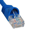 ICC PATCH CORD, CAT 6, MOLDED BOOT, 1' BL Stock# ICPCSK01BL