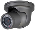 Speco CVC5845DNV Intense-IR Series Weather Resistant Color Day and Night Dome or Turret Camera 2.8-12mm lens - Grey Housing,Speco CVC5845DNV, outdoor cameras for security,vandal resistant,dome security camera outdoor
