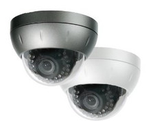 Speco CVC5935DNVW Intense-IR Series Tamper and Weather Resistant Color Day and Night Dome Camera 9-22mm lens - White Housing,Speco CVC5935DNVW,9mm camera,office cameras security,speco intensifier camera