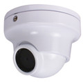 Intense Light Weather and Vandal Resistant Miniature Color Camera 3mm lens - White Housing,Speco CVC61ILTW,vandal resistant,3 mm camera,cctv day night cameras,security outdoor