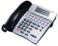 DTH-16D-1 (BK) / NEC Electra Elite 16 Button Display Black Phone (Part# 780075) REFURBISHED