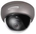 Speco CILT13D7G Intense Light Miniature Weather/Vandal/Tamper Resistant Color Dome Camera with Chameleon Cover, 3.6mm, Dark Grey Housing, Part# CILT13D7G