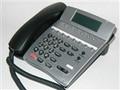 DTR-8D-2(BK) TEL / NEC DTERM SERIES i Black Phone Part# 780040 Factory Refurbished