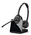 Plantronics ~ CS520-XD 900MHZ Binaural Over The Head Headset ~ Part# 88285-01 ~ NEW