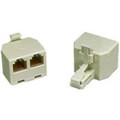 4C Line Splitter - Male 4C > 2x Female 2C ~ Part# T-ADAPTER-L1L2 ~ NEW