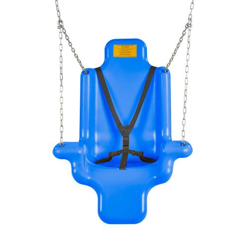 Adaptive Swing Seat (ADP-10) - Blue