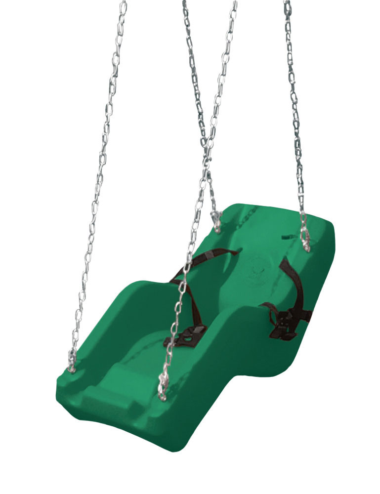 Cubby Swing Seat - Jungle Green
