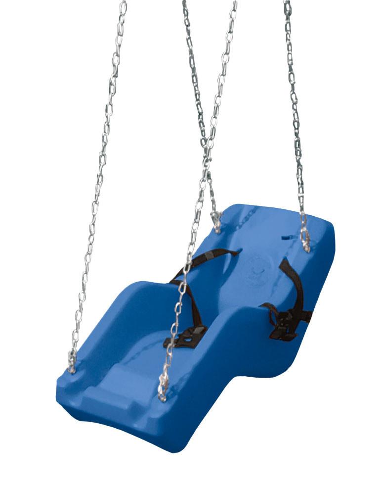 Cubby Swing Seat - Ocean Blue