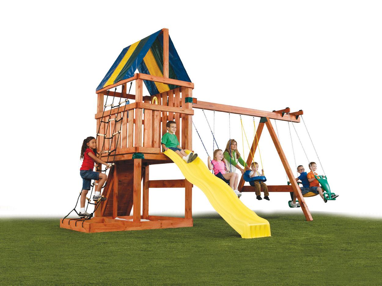 Alpine Swing Set Kit - Project 612