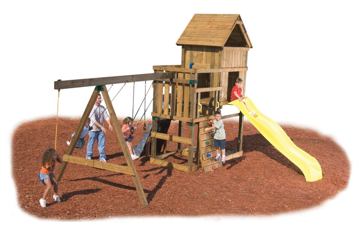 Kodiak Swing Set - Project 513