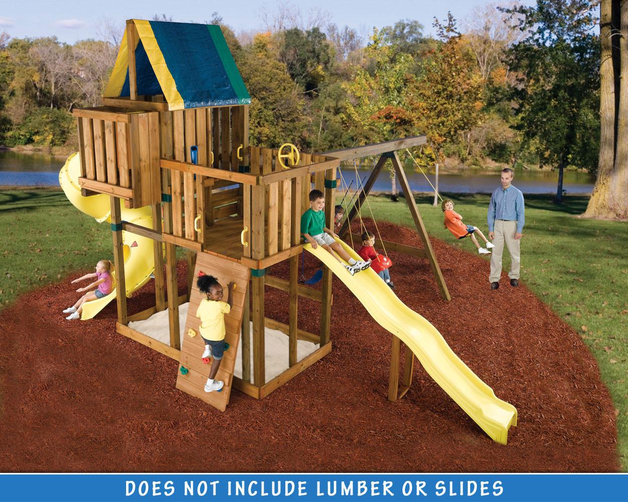 Kodiak Swing Set - Project 514