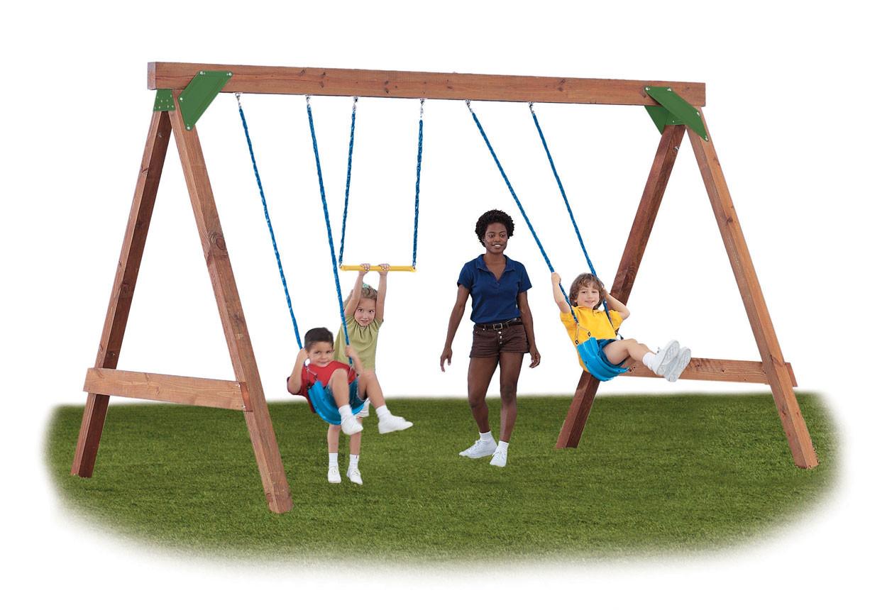 Scout Swing Set Kit Swingsetmall Com