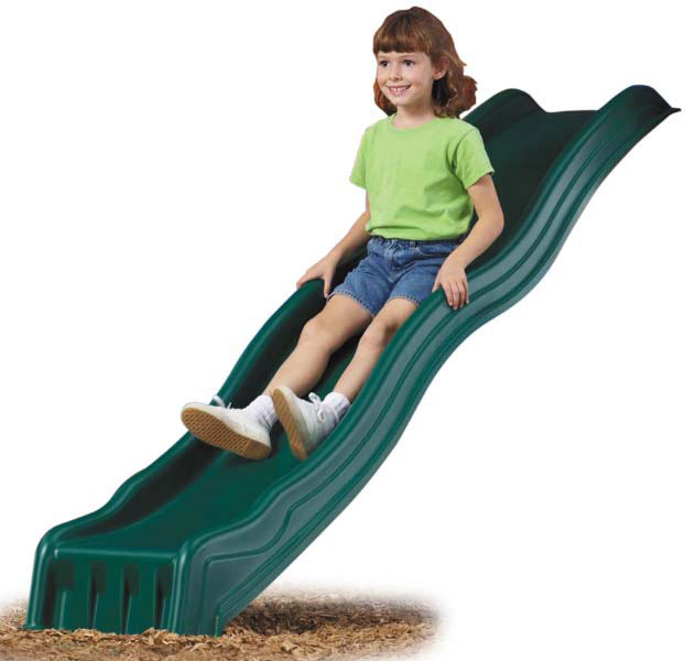 Cool Wave Slide - Green