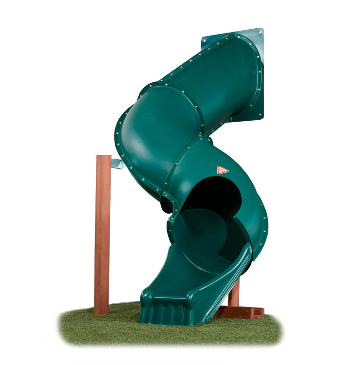 Tunnel Twister Slide Swingsetmall Com