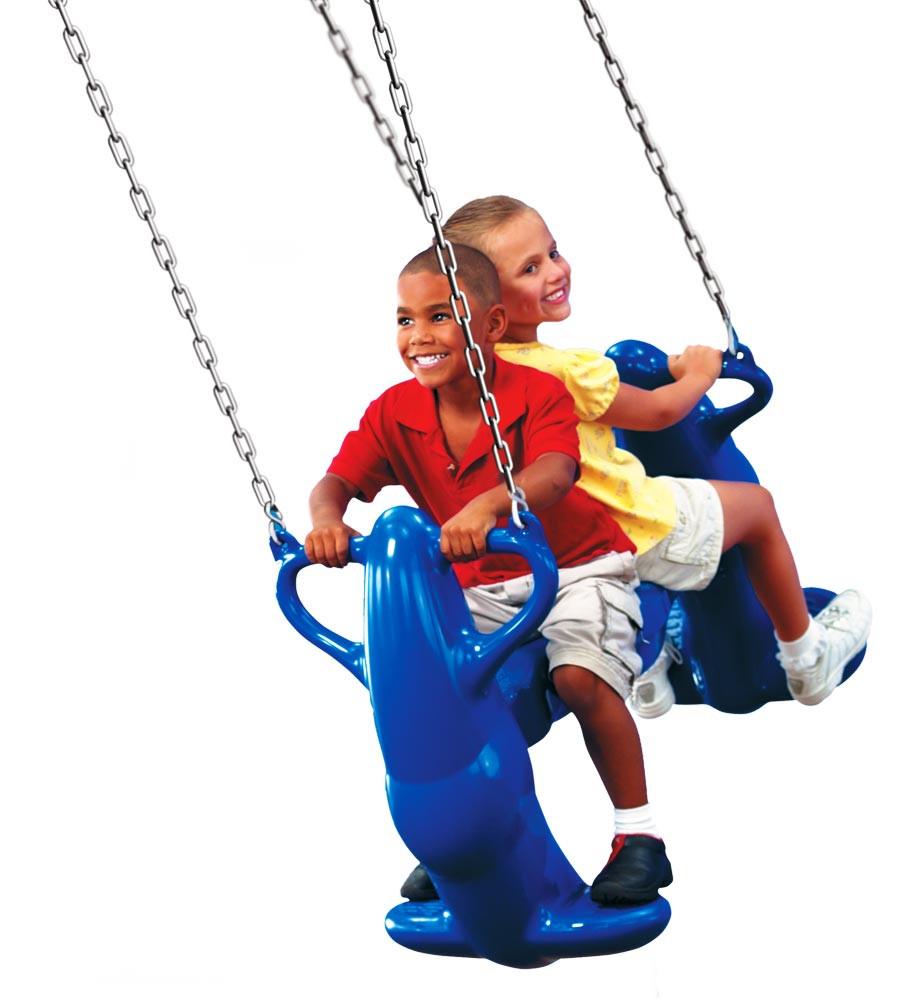 Mega Rider Glider Swing Swingsetmall Com