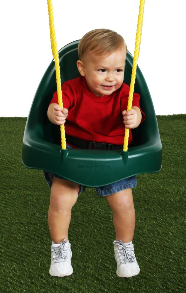 Toddler Swing Seat with Rope