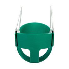 CoPoly Full Bucket Swing Seat - Green (S-26R)