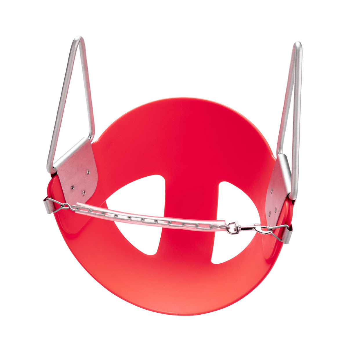 CoPoly Half Bucket Swing Seat - Red