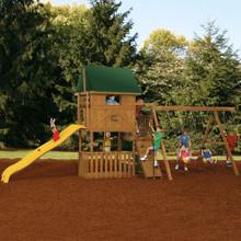 Great Escape Starter Swing Set