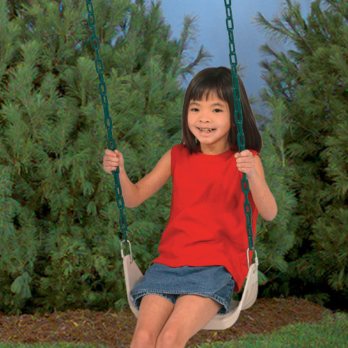 Rigid Swing Seat with Chain