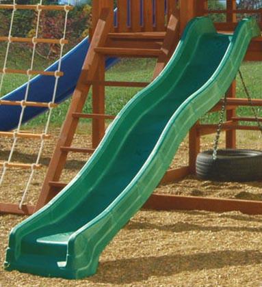 10 Foot Wave Slide