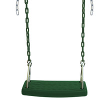 "Molded Flat Swing Seat with 8'6"" Heavy Duty Chain (S-176)"