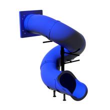 7' Spiral Tube Slide
