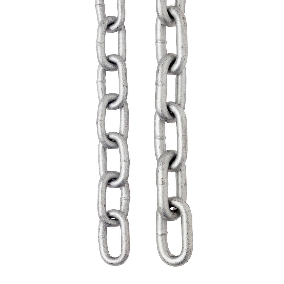 Smooth Galvanized Swing Chain