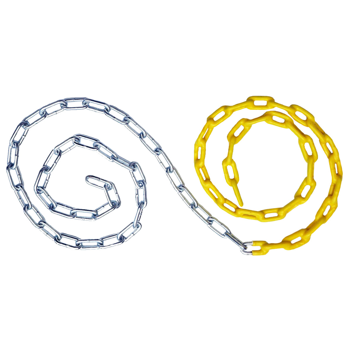 Heavy Duty Swing Chain with Plastisol Coating (H-85X)