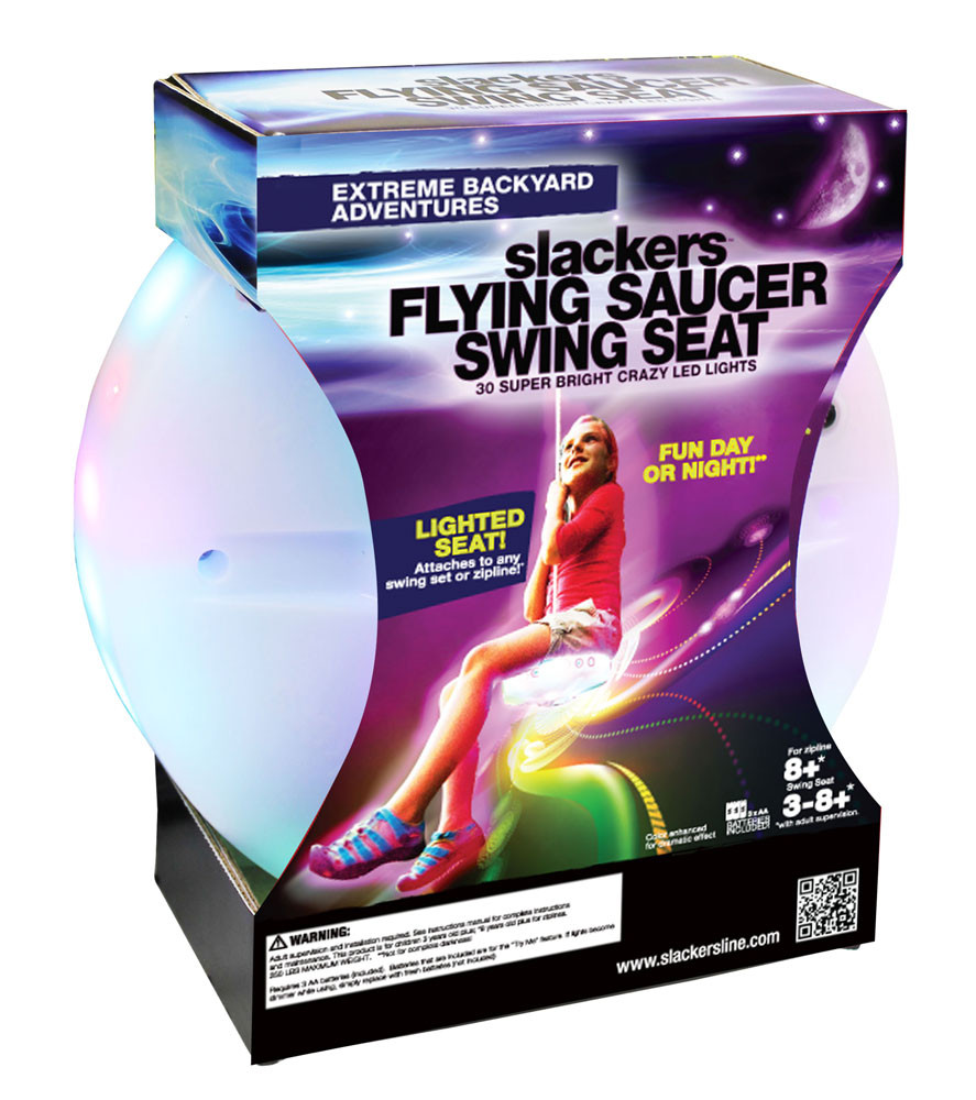 Slackers Flying Saucer Swing Seat Swingsetmall Com