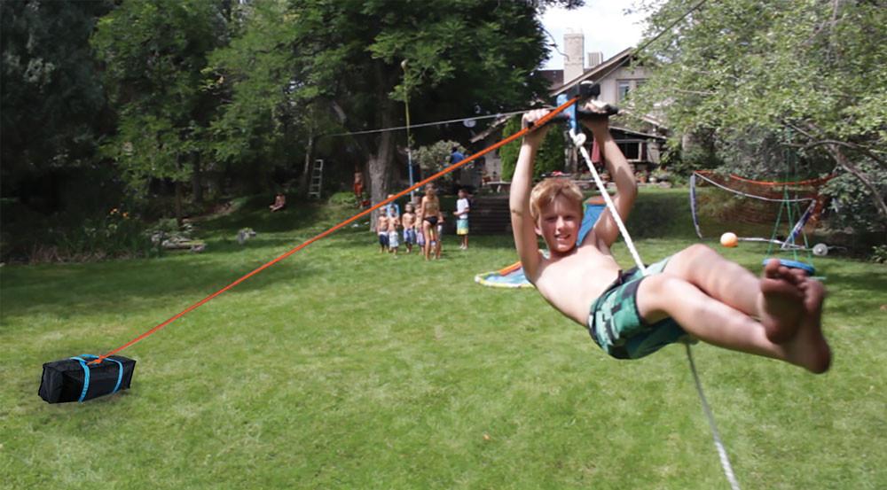 Zipline Kit Backyard Zip Line Kits For Neriumgb