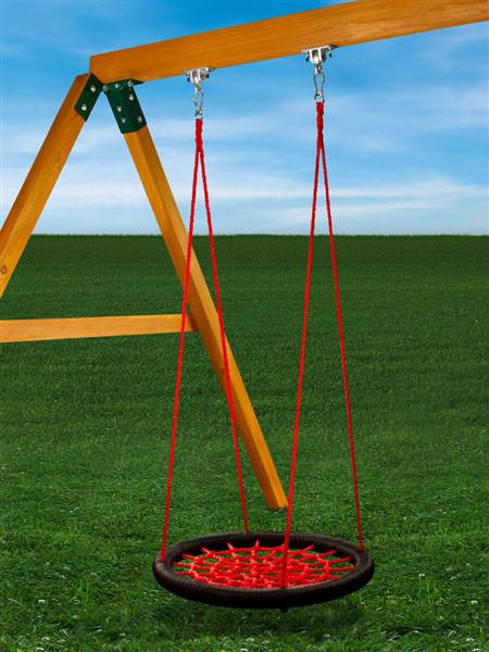 Orbit Net Swing - X-Large (Red)