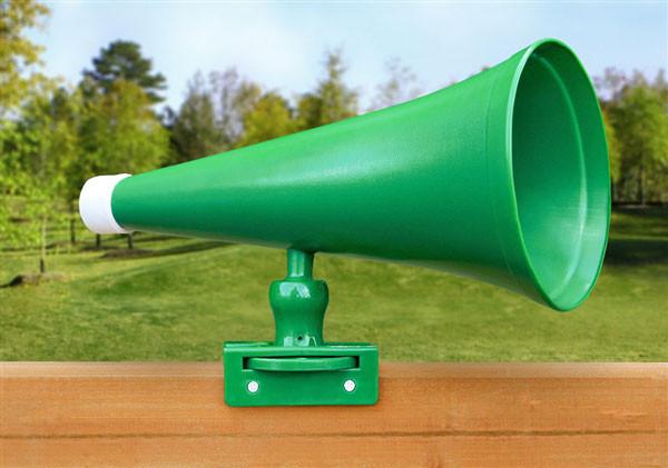 Megaphone - Green