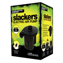 Electric Air Pump for Slackers Screamin' Water Slides