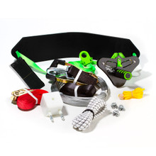 Alien Flier X2 Zip Line Kit with Belt Seat